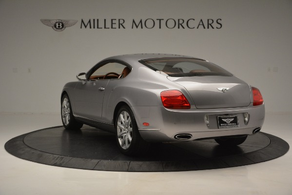 Used 2005 Bentley Continental GT GT Turbo for sale Sold at Rolls-Royce Motor Cars Greenwich in Greenwich CT 06830 5