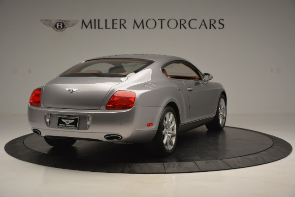 Used 2005 Bentley Continental GT GT Turbo for sale Sold at Rolls-Royce Motor Cars Greenwich in Greenwich CT 06830 7