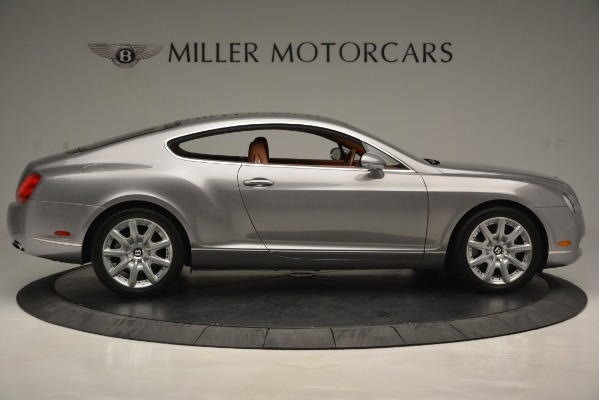 Used 2005 Bentley Continental GT GT Turbo for sale Sold at Rolls-Royce Motor Cars Greenwich in Greenwich CT 06830 9