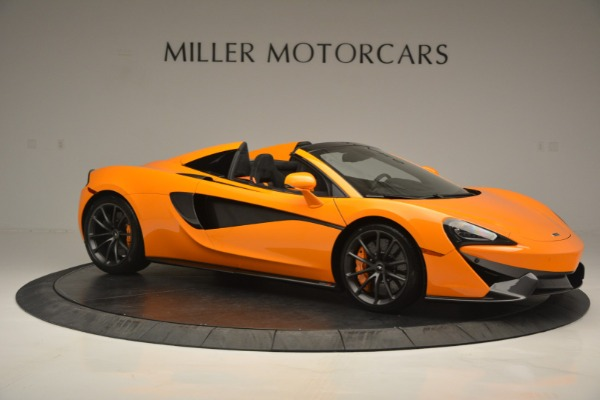 Used 2019 McLaren 570S SPIDER Convertible for sale $240,720 at Rolls-Royce Motor Cars Greenwich in Greenwich CT 06830 10