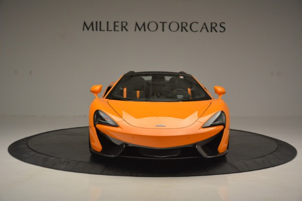 Used 2019 McLaren 570S SPIDER Convertible for sale $215,000 at Rolls-Royce Motor Cars Greenwich in Greenwich CT 06830 12