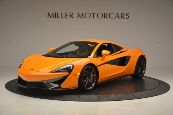Used 2019 McLaren 570S SPIDER Convertible for sale $240,720 at Rolls-Royce Motor Cars Greenwich in Greenwich CT 06830 15