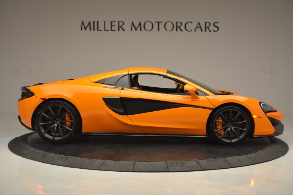 Used 2019 McLaren 570S SPIDER Convertible for sale $240,720 at Rolls-Royce Motor Cars Greenwich in Greenwich CT 06830 20