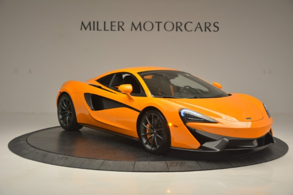 Used 2019 McLaren 570S Spider for sale Sold at Rolls-Royce Motor Cars Greenwich in Greenwich CT 06830 21