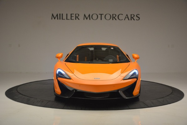 Used 2019 McLaren 570S SPIDER Convertible for sale $240,720 at Rolls-Royce Motor Cars Greenwich in Greenwich CT 06830 22