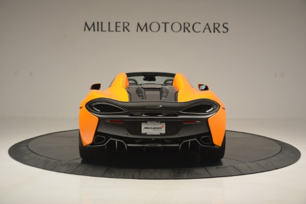 Used 2019 McLaren 570S SPIDER Convertible for sale $240,720 at Rolls-Royce Motor Cars Greenwich in Greenwich CT 06830 6