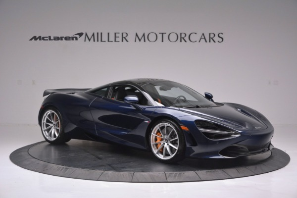 New 2019 McLaren 720S Coupe for sale $336,440 at Rolls-Royce Motor Cars Greenwich in Greenwich CT 06830 10