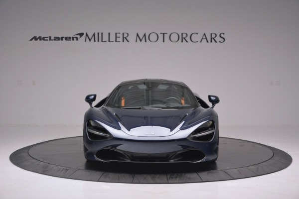 New 2019 McLaren 720S Coupe for sale $336,440 at Rolls-Royce Motor Cars Greenwich in Greenwich CT 06830 12