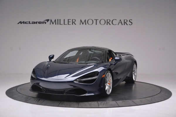 New 2019 McLaren 720S Coupe for sale $336,440 at Rolls-Royce Motor Cars Greenwich in Greenwich CT 06830 2
