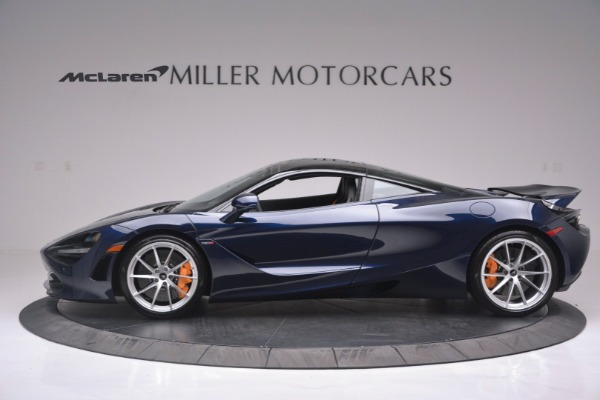 New 2019 McLaren 720S Coupe for sale $336,440 at Rolls-Royce Motor Cars Greenwich in Greenwich CT 06830 3