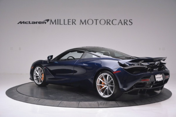 New 2019 McLaren 720S Coupe for sale $336,440 at Rolls-Royce Motor Cars Greenwich in Greenwich CT 06830 4