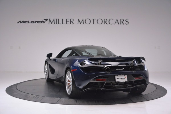 New 2019 McLaren 720S Coupe for sale $336,440 at Rolls-Royce Motor Cars Greenwich in Greenwich CT 06830 5