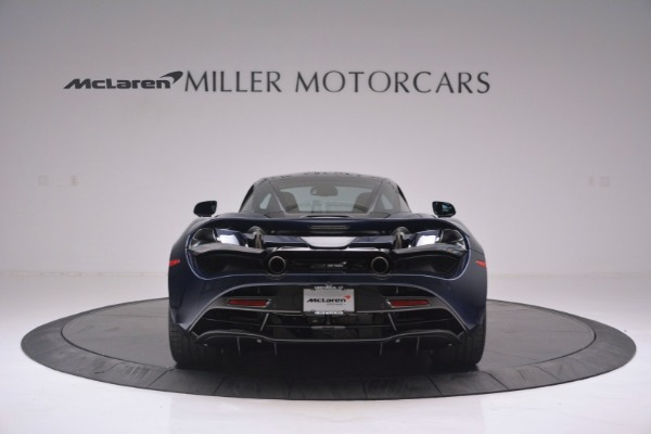 New 2019 McLaren 720S Coupe for sale $336,440 at Rolls-Royce Motor Cars Greenwich in Greenwich CT 06830 6