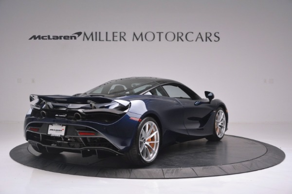 New 2019 McLaren 720S Coupe for sale $336,440 at Rolls-Royce Motor Cars Greenwich in Greenwich CT 06830 7
