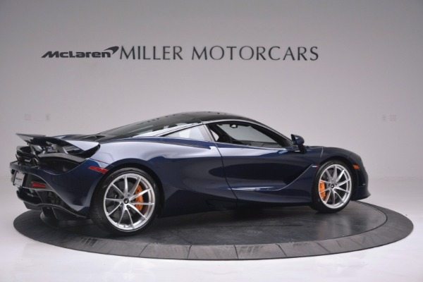 New 2019 McLaren 720S Coupe for sale $336,440 at Rolls-Royce Motor Cars Greenwich in Greenwich CT 06830 8