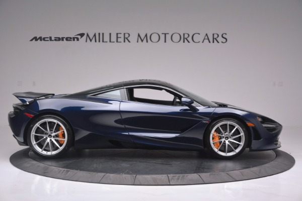 New 2019 McLaren 720S Coupe for sale $336,440 at Rolls-Royce Motor Cars Greenwich in Greenwich CT 06830 9