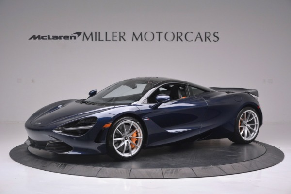 New 2019 McLaren 720S Coupe for sale $336,440 at Rolls-Royce Motor Cars Greenwich in Greenwich CT 06830 1