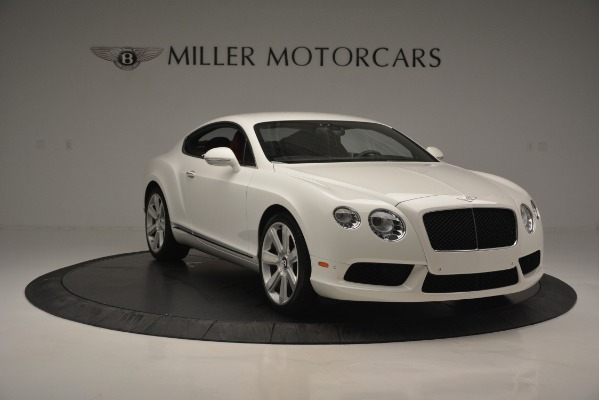 Used 2015 Bentley Continental GT V8 for sale Sold at Rolls-Royce Motor Cars Greenwich in Greenwich CT 06830 11