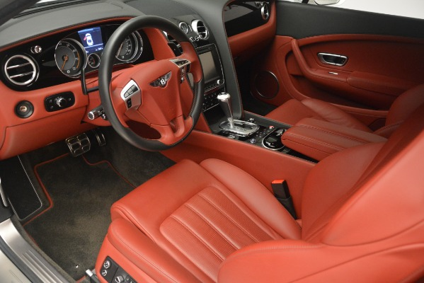 Used 2015 Bentley Continental GT V8 for sale Sold at Rolls-Royce Motor Cars Greenwich in Greenwich CT 06830 17