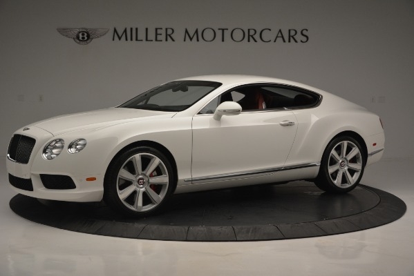 Used 2015 Bentley Continental GT V8 for sale Sold at Rolls-Royce Motor Cars Greenwich in Greenwich CT 06830 2