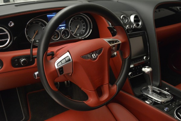 Used 2015 Bentley Continental GT V8 for sale Sold at Rolls-Royce Motor Cars Greenwich in Greenwich CT 06830 22