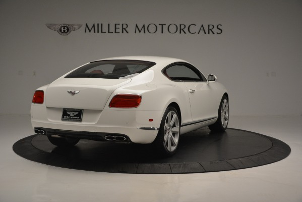 Used 2015 Bentley Continental GT V8 for sale Sold at Rolls-Royce Motor Cars Greenwich in Greenwich CT 06830 7