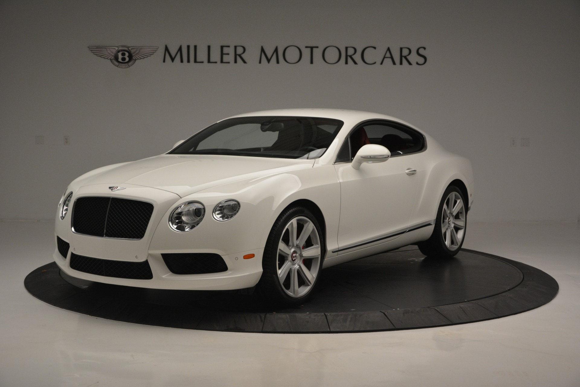 Used 2015 Bentley Continental GT V8 for sale Sold at Rolls-Royce Motor Cars Greenwich in Greenwich CT 06830 1
