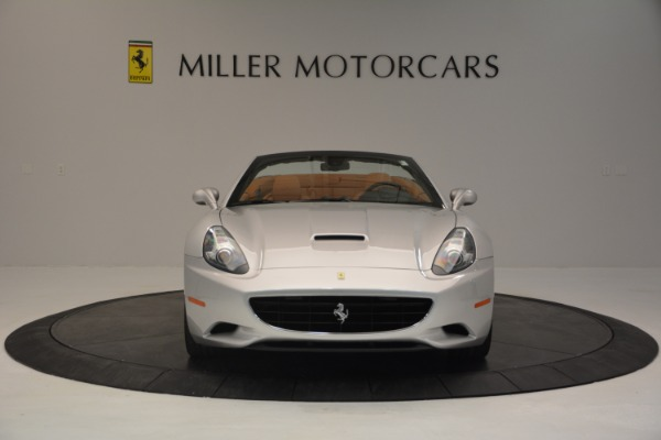 Used 2010 Ferrari California for sale Sold at Rolls-Royce Motor Cars Greenwich in Greenwich CT 06830 12