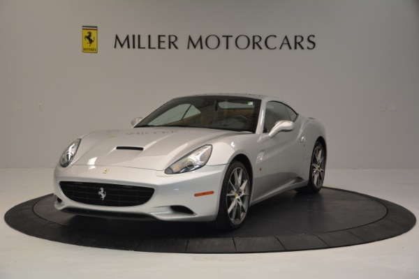Used 2010 Ferrari California for sale Sold at Rolls-Royce Motor Cars Greenwich in Greenwich CT 06830 13