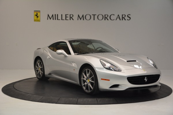 Used 2010 Ferrari California for sale Sold at Rolls-Royce Motor Cars Greenwich in Greenwich CT 06830 23