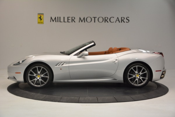 Used 2010 Ferrari California for sale Sold at Rolls-Royce Motor Cars Greenwich in Greenwich CT 06830 3