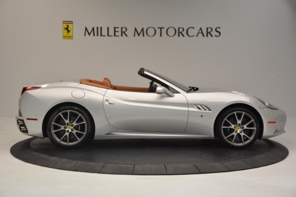 Used 2010 Ferrari California for sale Sold at Rolls-Royce Motor Cars Greenwich in Greenwich CT 06830 9
