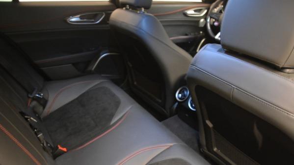 Used 2017 Alfa Romeo Giulia Quadrifoglio for sale Sold at Rolls-Royce Motor Cars Greenwich in Greenwich CT 06830 24