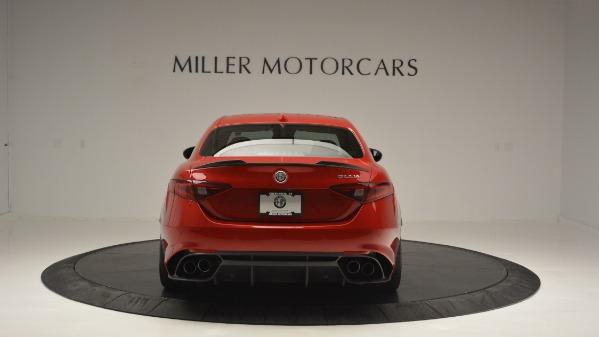 Used 2017 Alfa Romeo Giulia Quadrifoglio for sale Sold at Rolls-Royce Motor Cars Greenwich in Greenwich CT 06830 6