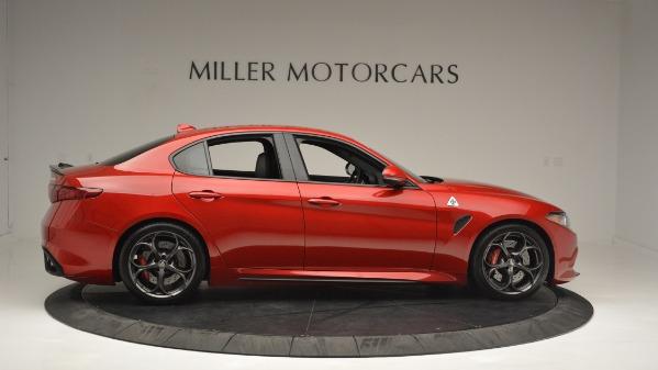 Used 2017 Alfa Romeo Giulia Quadrifoglio for sale Sold at Rolls-Royce Motor Cars Greenwich in Greenwich CT 06830 9