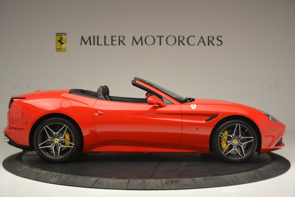 Used 2016 Ferrari California T for sale Sold at Rolls-Royce Motor Cars Greenwich in Greenwich CT 06830 9