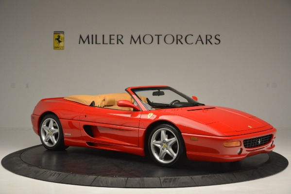 Used 1997 Ferrari 355 Spider 6-Speed Manual for sale Sold at Rolls-Royce Motor Cars Greenwich in Greenwich CT 06830 10