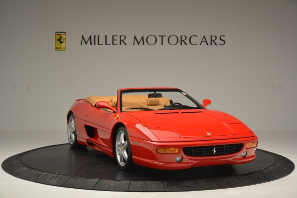 Used 1997 Ferrari 355 Spider 6-Speed Manual for sale Sold at Rolls-Royce Motor Cars Greenwich in Greenwich CT 06830 11