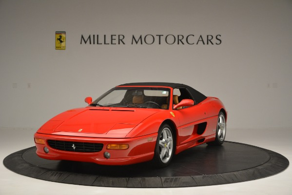 Used 1997 Ferrari 355 Spider 6-Speed Manual for sale Sold at Rolls-Royce Motor Cars Greenwich in Greenwich CT 06830 13
