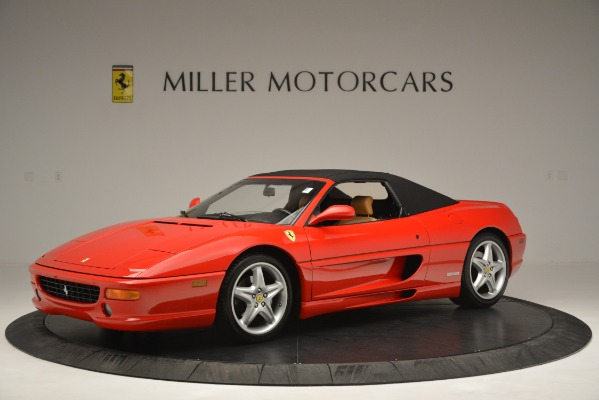 Used 1997 Ferrari 355 Spider 6-Speed Manual for sale Sold at Rolls-Royce Motor Cars Greenwich in Greenwich CT 06830 14