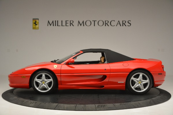 Used 1997 Ferrari 355 Spider 6-Speed Manual for sale Sold at Rolls-Royce Motor Cars Greenwich in Greenwich CT 06830 15