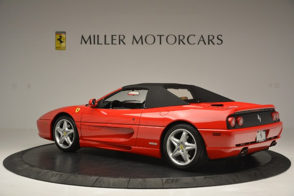 Used 1997 Ferrari 355 Spider 6-Speed Manual for sale Sold at Rolls-Royce Motor Cars Greenwich in Greenwich CT 06830 16