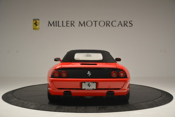 Used 1997 Ferrari 355 Spider 6-Speed Manual for sale Sold at Rolls-Royce Motor Cars Greenwich in Greenwich CT 06830 18