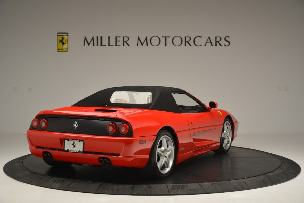 Used 1997 Ferrari 355 Spider 6-Speed Manual for sale Sold at Rolls-Royce Motor Cars Greenwich in Greenwich CT 06830 19