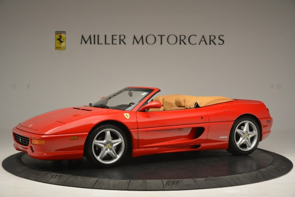 Used 1997 Ferrari 355 Spider 6-Speed Manual for sale Sold at Rolls-Royce Motor Cars Greenwich in Greenwich CT 06830 2