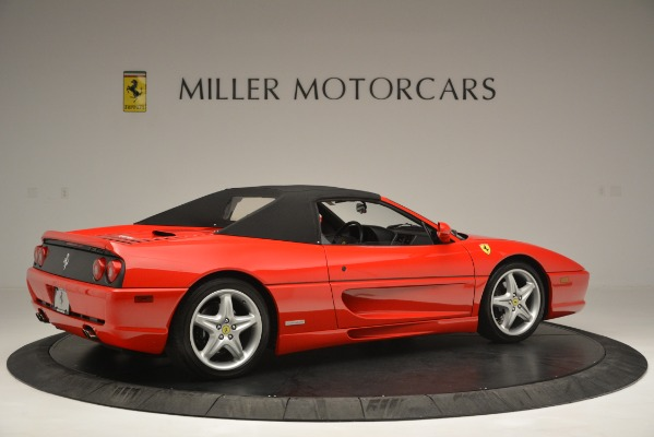 Used 1997 Ferrari 355 Spider 6-Speed Manual for sale Sold at Rolls-Royce Motor Cars Greenwich in Greenwich CT 06830 20