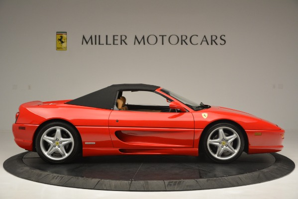 Used 1997 Ferrari 355 Spider 6-Speed Manual for sale Sold at Rolls-Royce Motor Cars Greenwich in Greenwich CT 06830 21