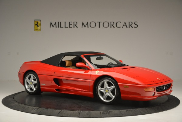 Used 1997 Ferrari 355 Spider 6-Speed Manual for sale Sold at Rolls-Royce Motor Cars Greenwich in Greenwich CT 06830 22