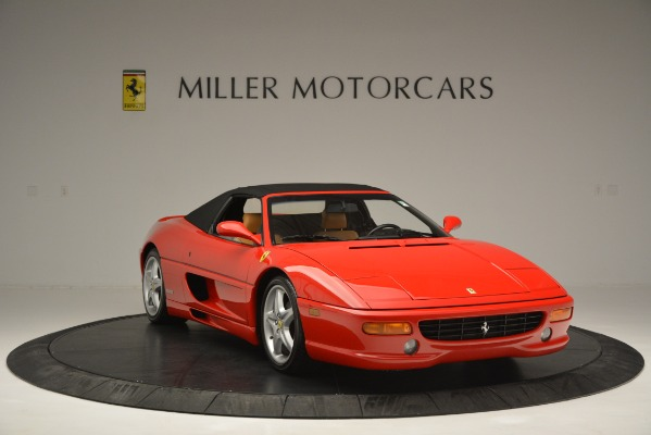 Used 1997 Ferrari 355 Spider 6-Speed Manual for sale Sold at Rolls-Royce Motor Cars Greenwich in Greenwich CT 06830 23