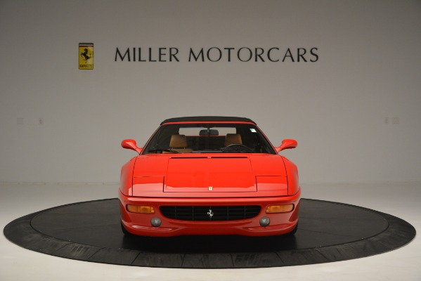 Used 1997 Ferrari 355 Spider 6-Speed Manual for sale Sold at Rolls-Royce Motor Cars Greenwich in Greenwich CT 06830 24